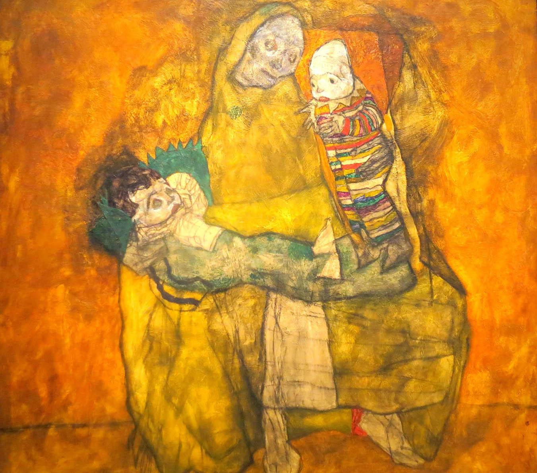 Imagen: E. Schiele.